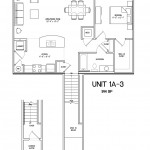 1 Bedroom 1 Bath - 914 sqft