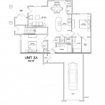2 Bedroom 2 Bath w/garage - 1024sqft